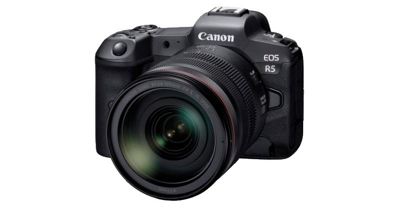 Canon 8K EOS R5'i duyurdu!